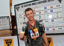 Tim Evans Compass Associates Marathon Des Sables 2014