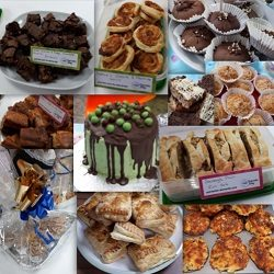 Bake Off collage website