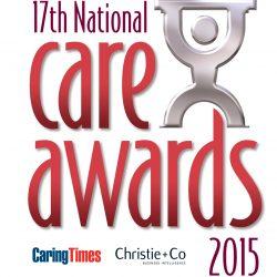 Care Awards logo 2015