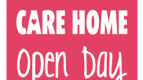Care Home Open Day Logo 2018