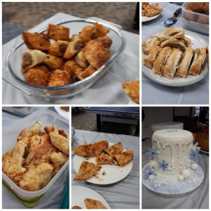 Compass Associates Bake Off Christmas 2017