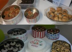 Compass Associates Bake Off December 2013