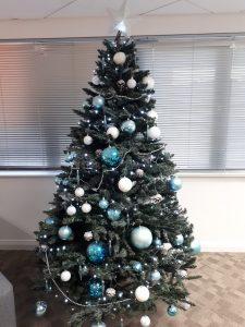 Compass Associates Christmas Tree 2017