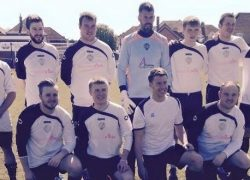 Compass Associates Football Team 2015