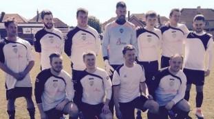 Compass Associates Football Team 2015