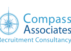 compass associates stacked logo recruitment consultancy