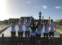 Compass Great South Run Southsea Castle