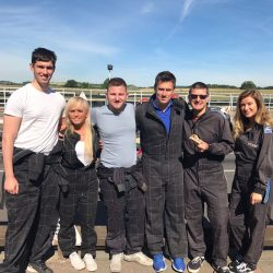 compass associates go karting autism hampshire 2017