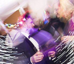 Dancefloor Gemma and Ben