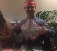 Chris Burgess Compass Associates Christmas Party 2016