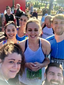 Great South Run 2018 starting line