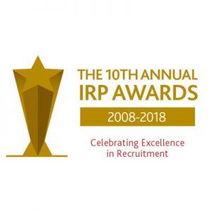 IRP Awards 2018 logo