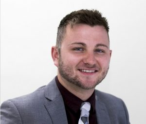 Adam Hodges Professional Heashot