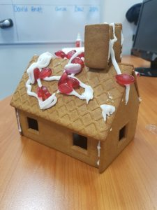 Manchester Gingerbread House Compass Associates
