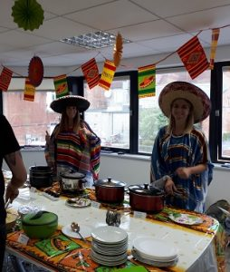 Mexican Food Charity Day