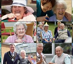 Care Home Open Day Whitefriars Orders of St John