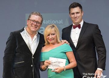 National Care Awards 2019 Sam