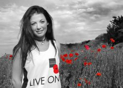 Hollie-Mae Clarke Compass Associates London Triathlon Royal British Legion 2015