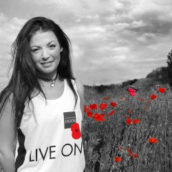 Hollie-Mae Clarke Compass Associates London Triathlon Royal British Legion 2015