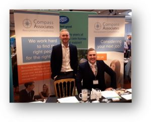 Tom and Max Scottish Care Conference 2018