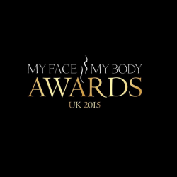 MyFaceMyBody Awards logo 2015