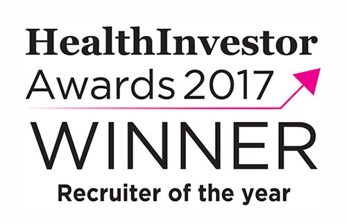 HealthInvestor Awards 2017 Winner